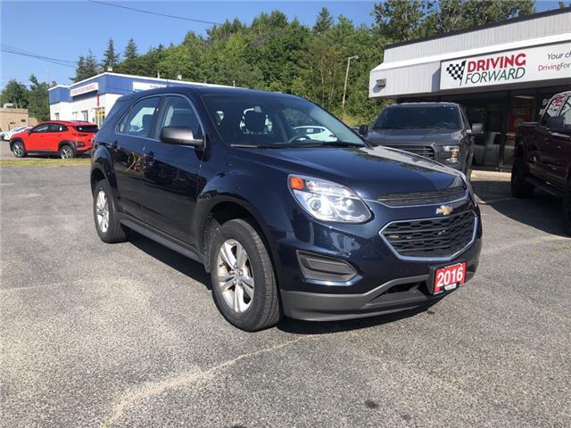 2016 Chevrolet Equinox LS (Stk: ) in Sudbury - Image 1 of 10