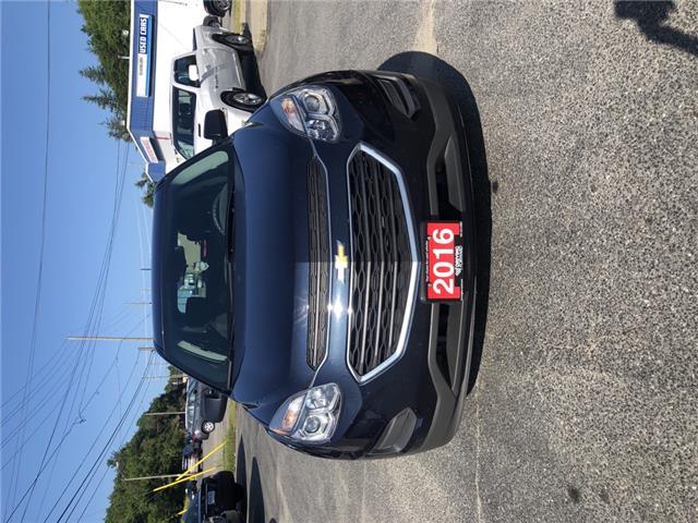 2016 Chevrolet Equinox LS (Stk: ) in Sudbury - Image 2 of 10