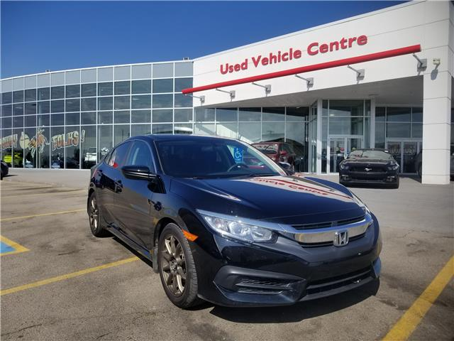 2018 Honda Civic LX (Stk: 2190757A) in Calgary - Image 1 of 24
