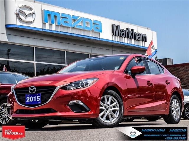 2016 Mazda Mazda3 GS (Stk: P1881) in Markham - Image 1 of 26