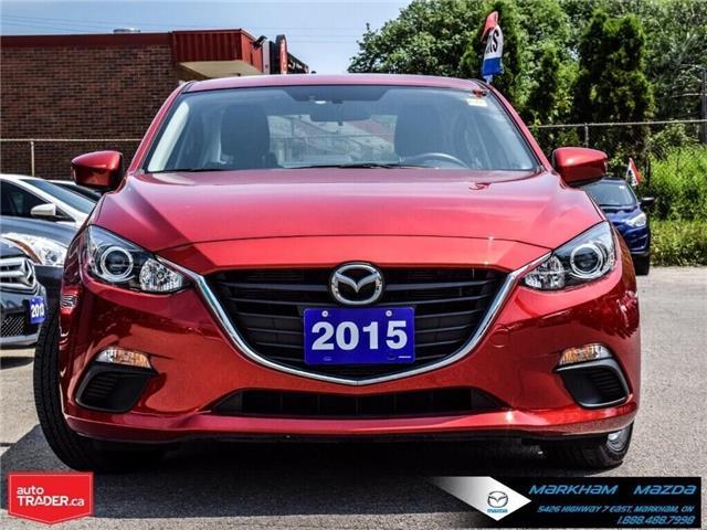 2016 Mazda Mazda3 GS (Stk: P1881) in Markham - Image 2 of 26