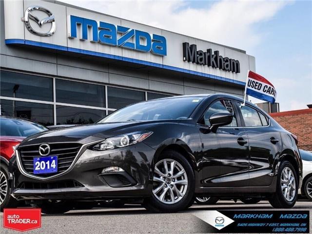 2014 Mazda Mazda3 GS-SKY (Stk: D190615A) in Markham - Image 1 of 26