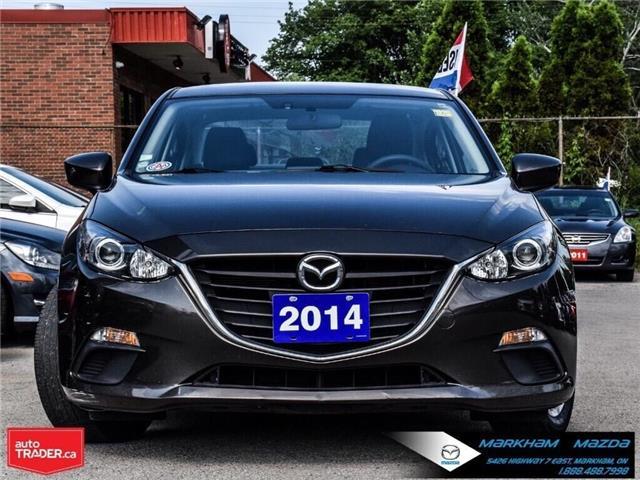 2014 Mazda Mazda3 GS-SKY (Stk: D190615A) in Markham - Image 2 of 26