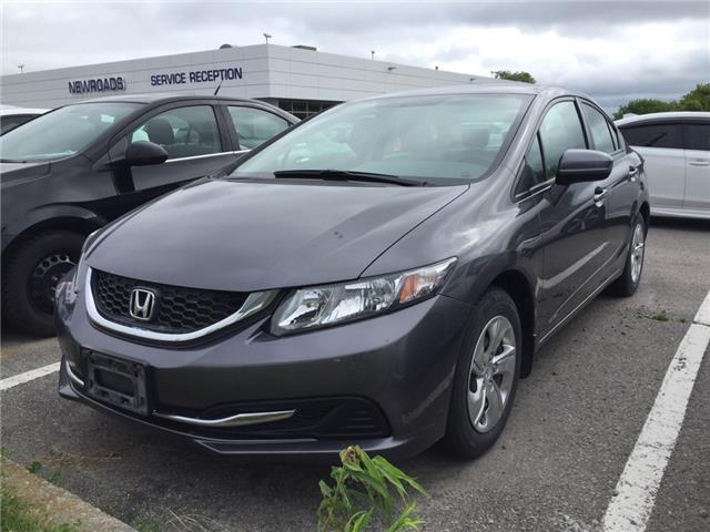 2015 Honda Civic LX (Stk: P348) in Newmarket - Image 1 of 1
