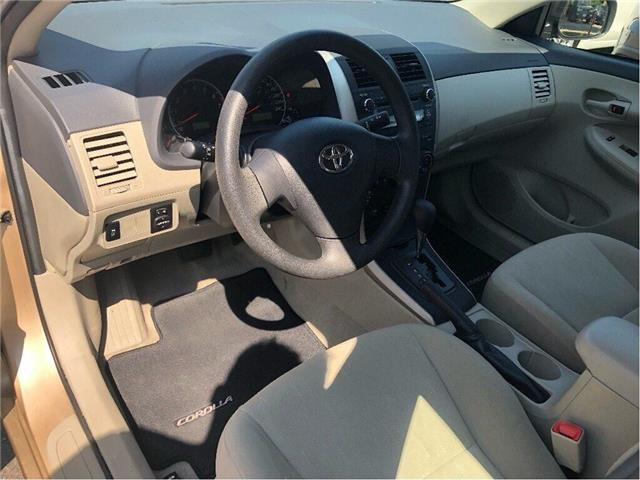 2011 Toyota Corolla CE (Stk: 81831a) in Toronto - Image 2 of 16