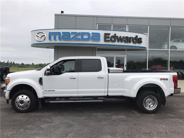 2017 Ford F-450 XLT (Stk: 21883) in Pembroke - Image 1 of 9
