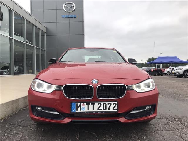 2014 BMW 320i xDrive (Stk: 21884) in Pembroke - Image 3 of 8