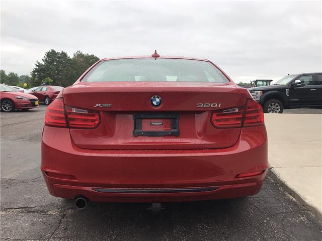 2014 BMW 320i xDrive (Stk: 21884) in Pembroke - Image 4 of 8