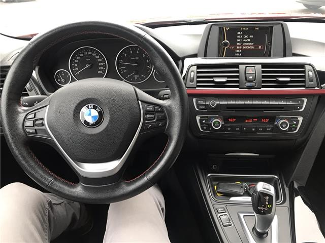 2014 BMW 320i xDrive (Stk: 21884) in Pembroke - Image 7 of 8