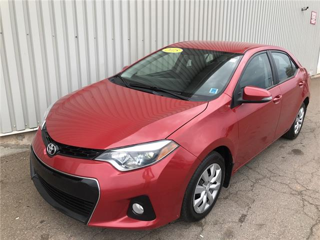 2015 Toyota Corolla S (Stk: X4715A) in Charlottetown - Image 1 of 21
