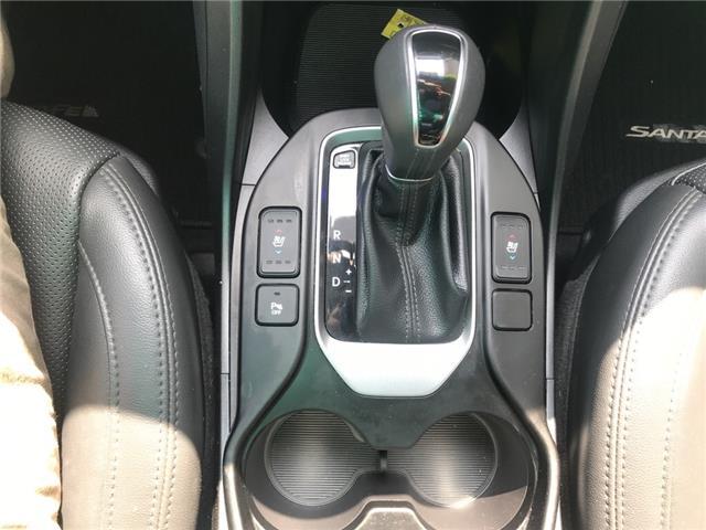 2018 Hyundai Santa Fe Sport 2.0T Limited (Stk: X4720A) in Charlottetown - Image 14 of 24