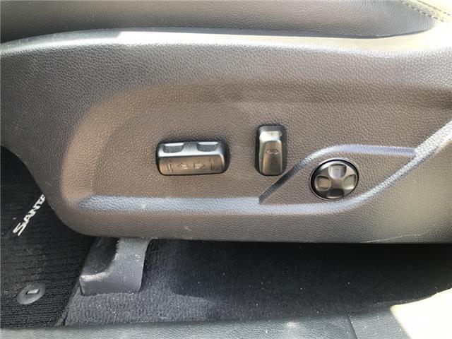2018 Hyundai Santa Fe Sport 2.0T Limited (Stk: X4720A) in Charlottetown - Image 12 of 24