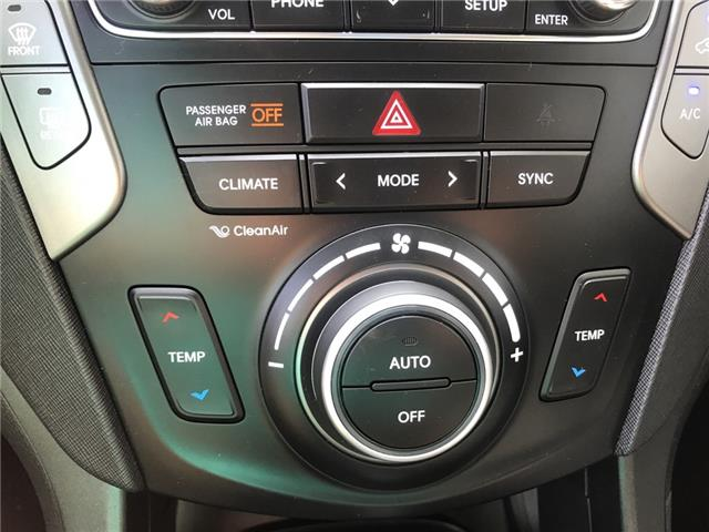 2018 Hyundai Santa Fe Sport 2.0T Limited (Stk: X4720A) in Charlottetown - Image 16 of 24
