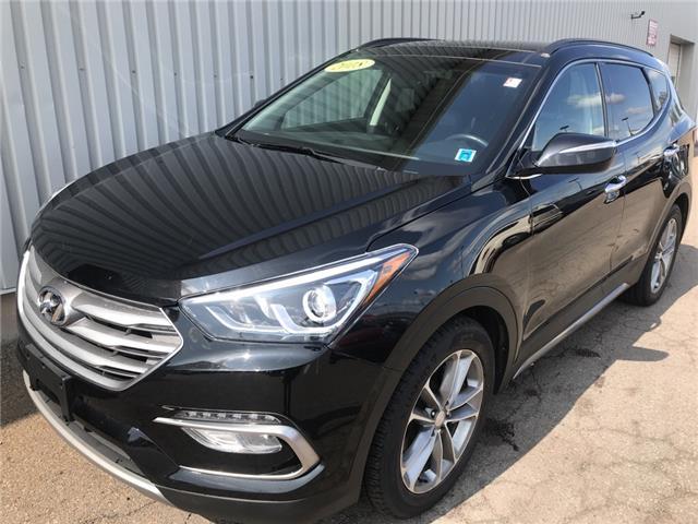 2018 Hyundai Santa Fe Sport 2.0T Limited (Stk: X4720A) in Charlottetown - Image 1 of 24
