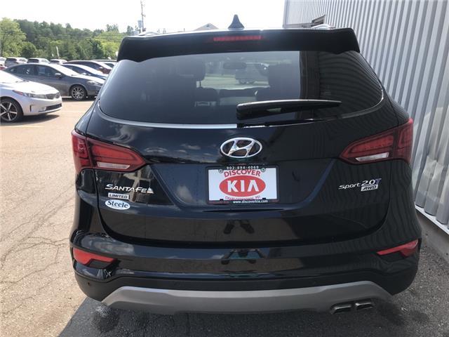 2018 Hyundai Santa Fe Sport 2.0T Limited (Stk: X4720A) in Charlottetown - Image 4 of 24