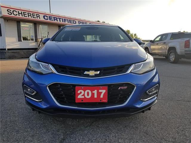 2017 Chevrolet Cruze Hatch Premier Auto (Stk: 194180A) in Kitchener - Image 2 of 11