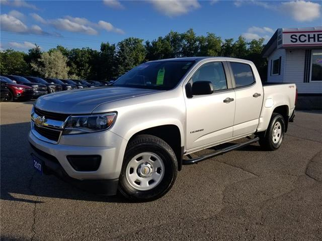 2017 Chevrolet Colorado WT (Stk: 590650) in Kitchener - Image 1 of 9