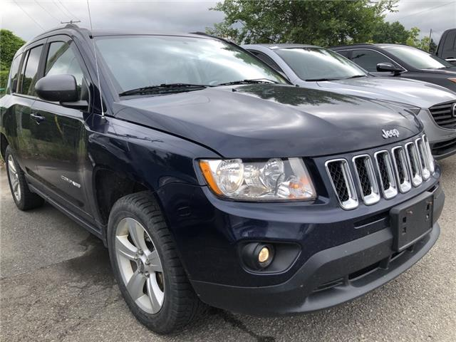 2013 Jeep Compass Sport/North (Stk: -) in Kemptville - Image 1 of 9