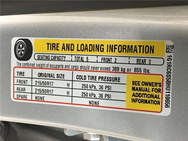 2017 Chevrolet Volt LT (Stk: 35318W) in Belleville - Image 24 of 27