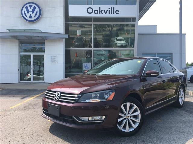 2012 Volkswagen Passat 2.0 TDI Highline (Stk: 5896V) in Oakville - Image 1 of 30