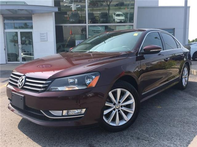 2012 Volkswagen Passat 2.0 TDI Highline (Stk: 5896V) in Oakville - Image 2 of 30