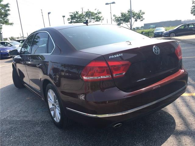 2012 Volkswagen Passat 2.0 TDI Highline (Stk: 5896V) in Oakville - Image 4 of 30