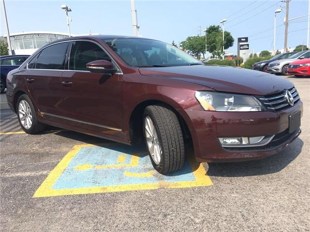 2012 Volkswagen Passat 2.0 TDI Highline (Stk: 5896V) in Oakville - Image 9 of 30