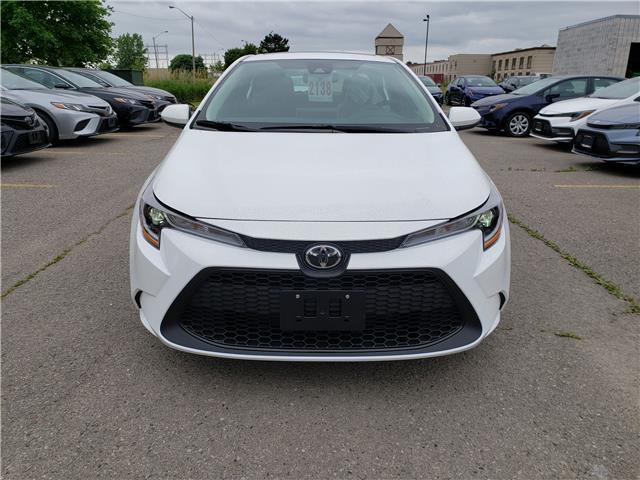 2020 Toyota Corolla LE (Stk: 20-138) in Etobicoke - Image 2 of 11