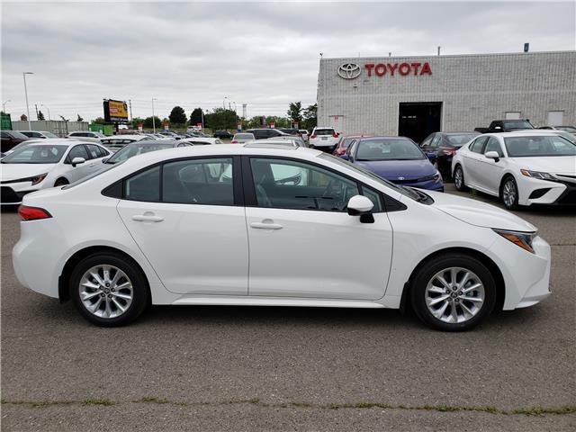 2020 Toyota Corolla LE (Stk: 20-138) in Etobicoke - Image 4 of 11