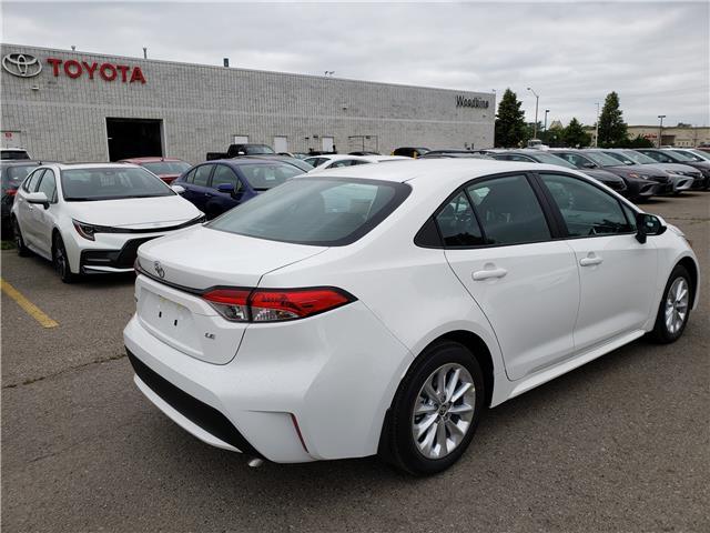 2020 Toyota Corolla LE (Stk: 20-138) in Etobicoke - Image 5 of 11