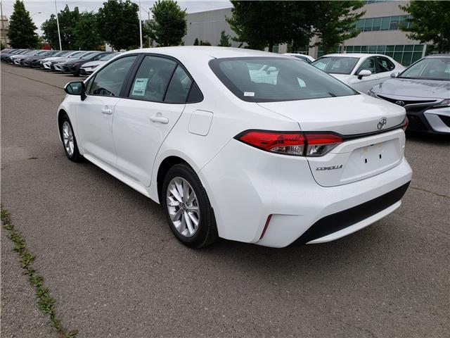 2020 Toyota Corolla LE (Stk: 20-138) in Etobicoke - Image 6 of 11