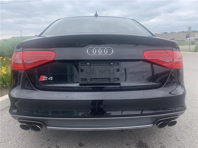 2015 Audi S4 3.0T Progressiv plus (Stk: B8733) in Oakville - Image 4 of 21