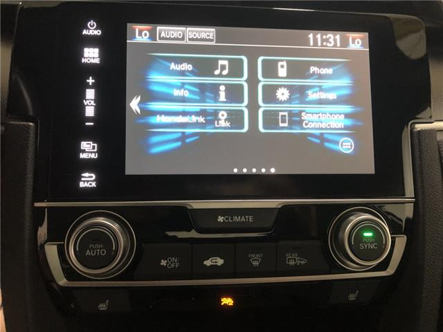 2017 Honda Civic EX-T (Stk: H1655) in Steinbach - Image 10 of 13