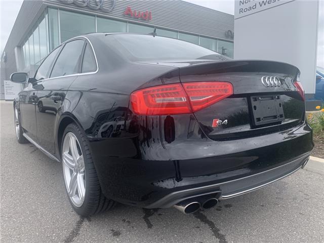 2015 Audi S4 3.0T Progressiv plus (Stk: B8733) in Oakville - Image 6 of 21