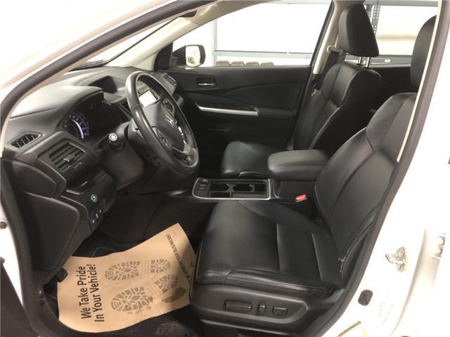 2016 Honda CR-V EX-L (Stk: H1653) in Steinbach - Image 5 of 14