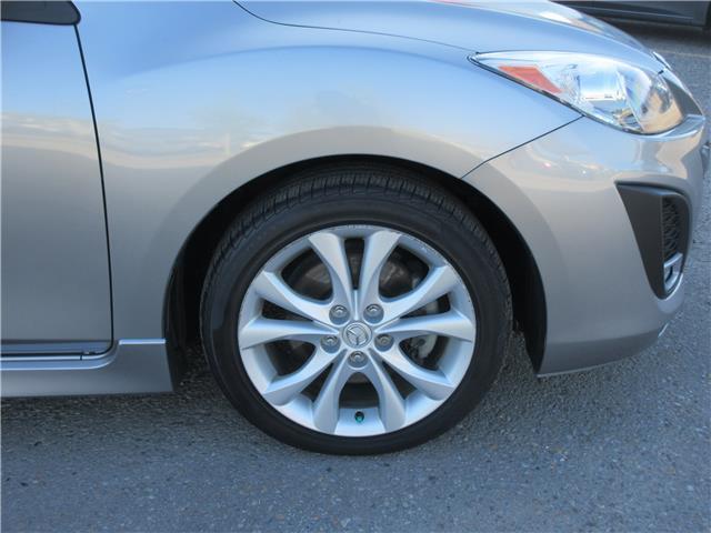 2011 Mazda Mazda3 Sport GT (Stk: 9161) in Okotoks - Image 16 of 20