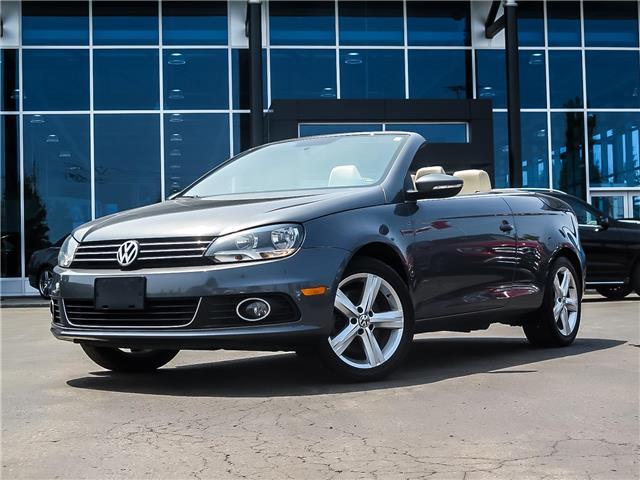 2012 Volkswagen Eos Comfortline (Stk: 39041A) in Kitchener - Image 1 of 22