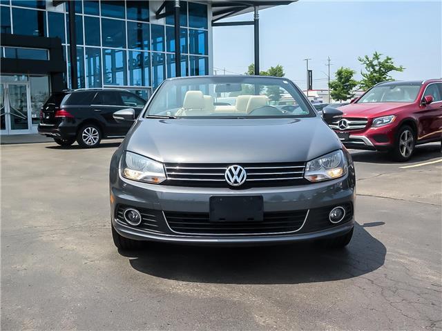 2012 Volkswagen Eos Comfortline (Stk: 39041A) in Kitchener - Image 2 of 22