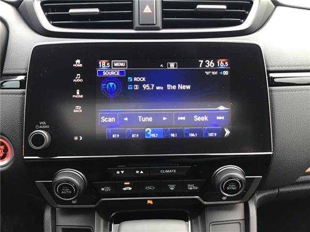 2019 Honda CR-V Touring (Stk: 191442) in Barrie - Image 4 of 26