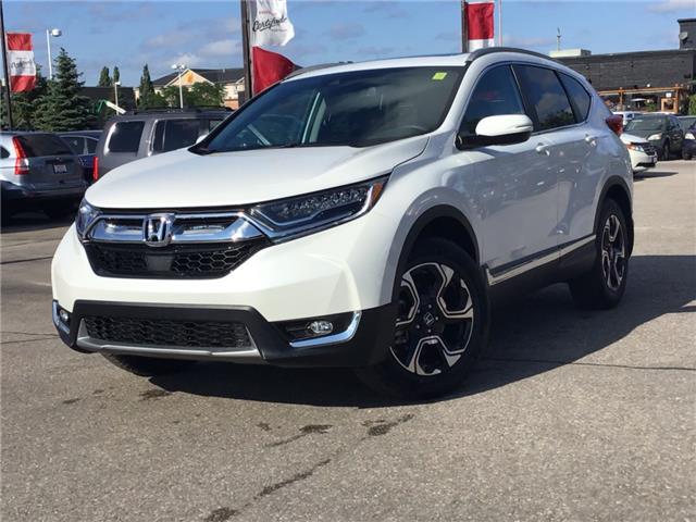 2019 Honda CR-V Touring (Stk: 191442) in Barrie - Image 1 of 26