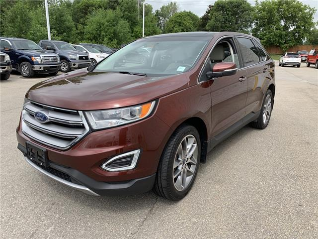 2016 Ford Edge Titanium (Stk: 19165A) in Perth - Image 1 of 14