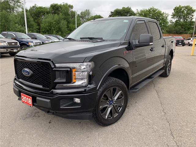 2018 Ford F-150  (Stk: P6046) in Perth - Image 1 of 14