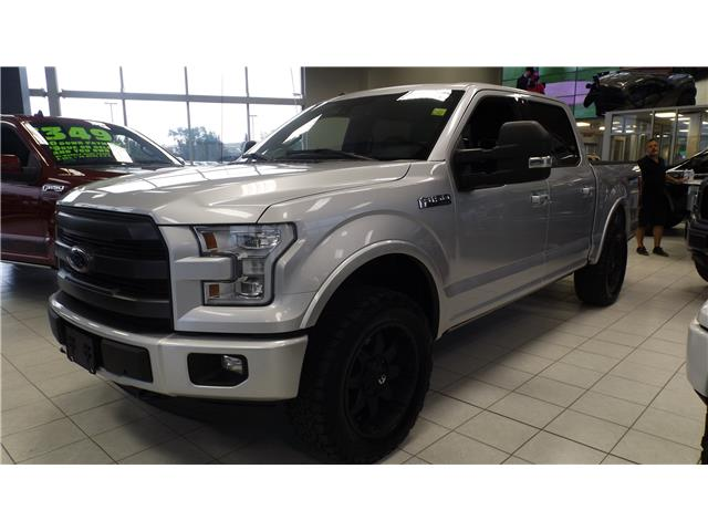 2016 Ford F-150 Lariat (Stk: P48480) in Kanata - Image 1 of 13