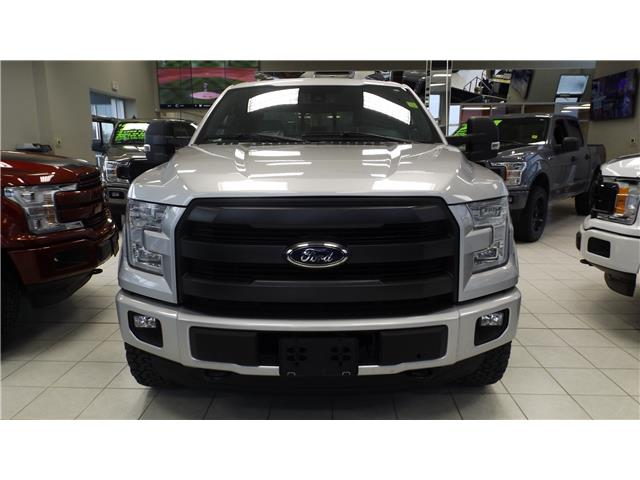 2016 Ford F-150 Lariat (Stk: P48480) in Kanata - Image 2 of 13
