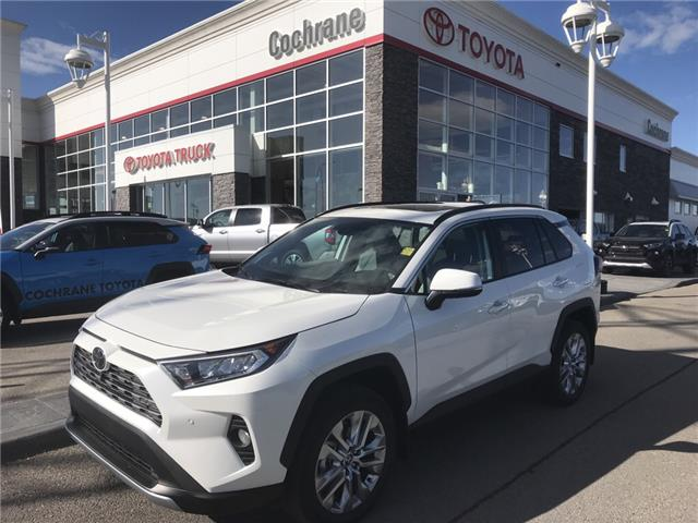 2019 Toyota RAV4 Limited (Stk: 190356) in Cochrane - Image 1 of 14