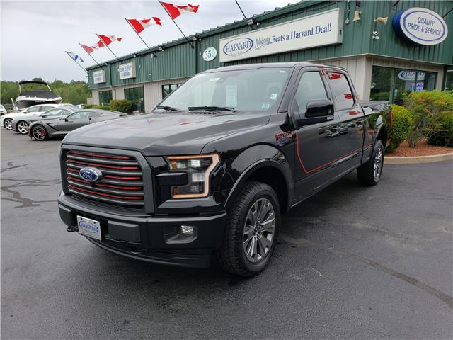 2017 Ford F-150 Lariat (Stk: 10451) in Lower Sackville - Image 1 of 16