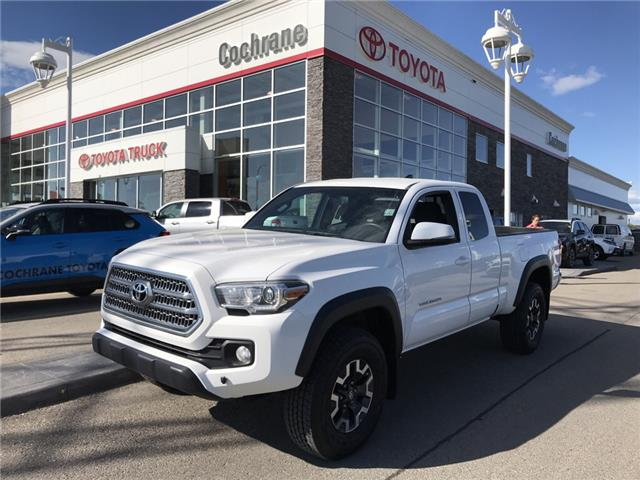 2016 Toyota Tacoma SR5 (Stk: 190339A) in Cochrane - Image 1 of 15
