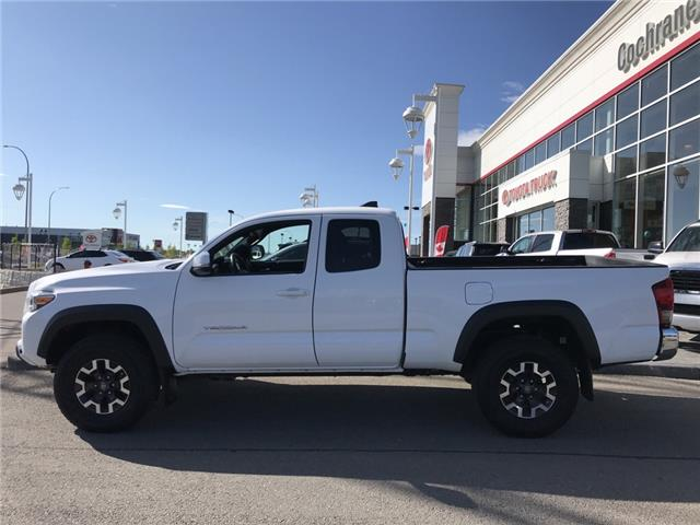 2016 Toyota Tacoma SR5 (Stk: 190339A) in Cochrane - Image 2 of 15