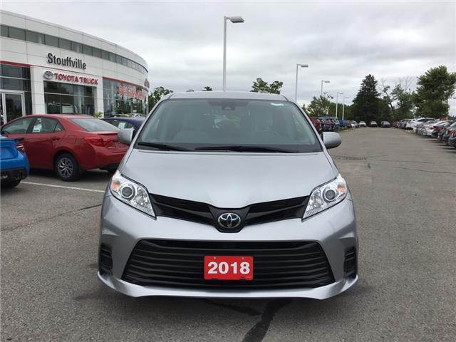 2018 Toyota Sienna 7-Passenger (Stk: P1870) in Whitchurch-Stouffville - Image 2 of 14