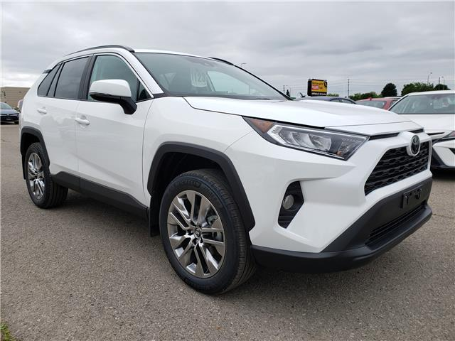 2019 Toyota RAV4 XLE (Stk: 9-1123) in Etobicoke - Image 4 of 13